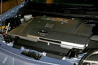 エクストレイルベース燃料電池自動車 ユニット