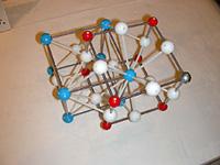 ペロブスカイト構造モデル