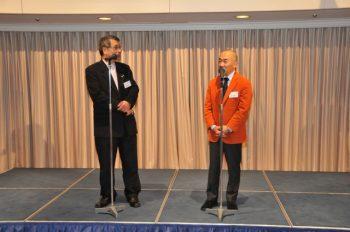 石川副会長と菰田副会長