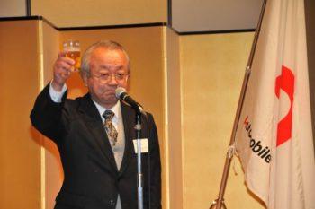 三菱ふそうトラック・バス鈴木会長(自工会副会長)