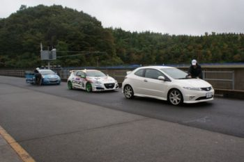 CR-Z、インサイト JOY耐仕様車