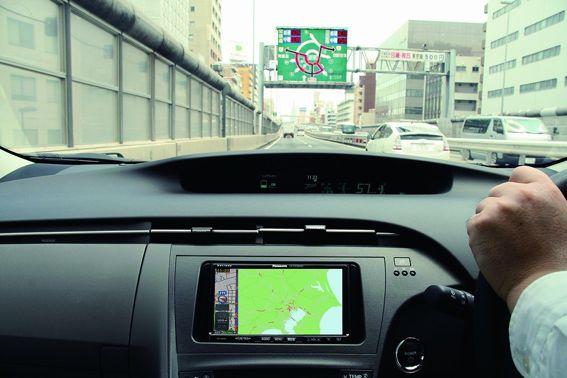 高速道路 走行イメージ