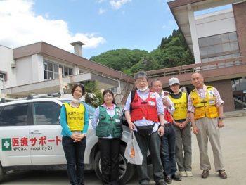 東日本大震災活動 参加メンバー
