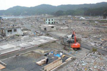 東日本大震災活動 ガレキ撤去