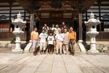 2011・8月復興支援活動参加メンバー