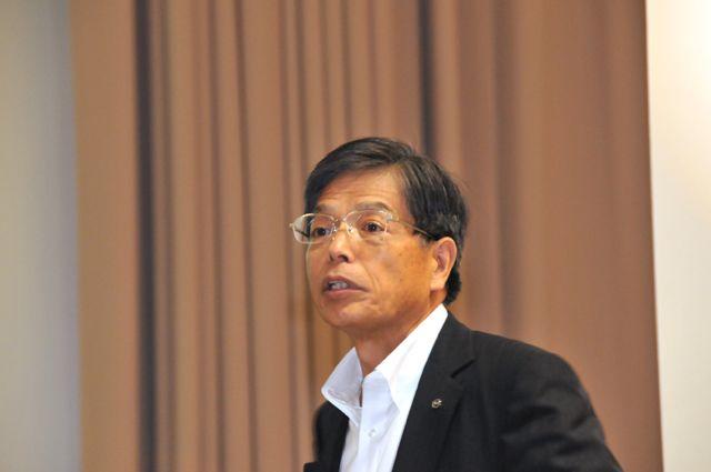 山田憲昭氏