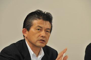 トヨタ自動車ITS企画室長 木津雅文氏