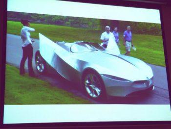 BMWデザイン・ワークショップ スライド