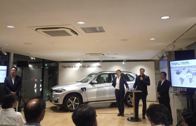 BMWグループの電動化技術(eDriveテクノロジー)勉強会 風景