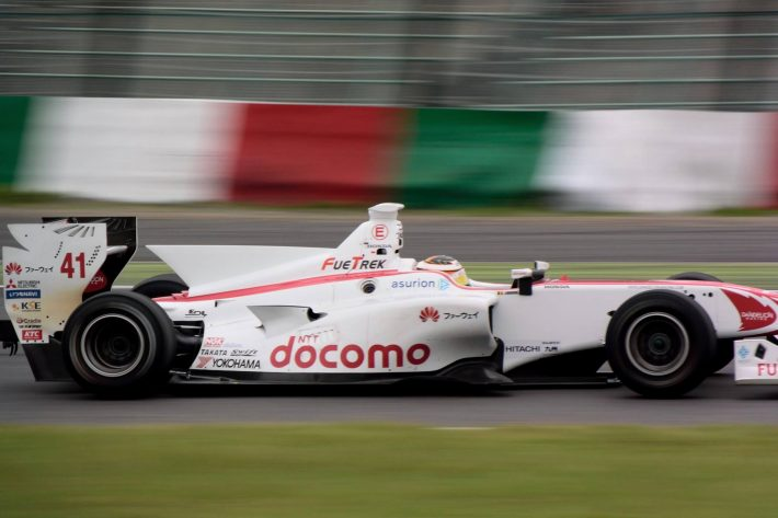 鈴鹿2&4レース スーパーフォーミュラ