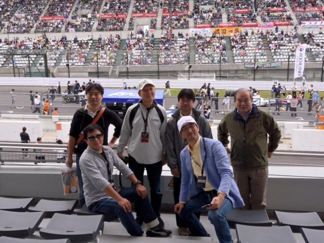 鈴鹿2&4レース取材会 参加メンバー