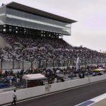 鈴鹿2&4レース サーキット風景