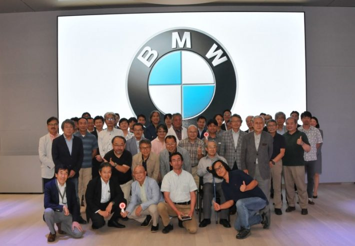 BMW勉強会 記念撮影