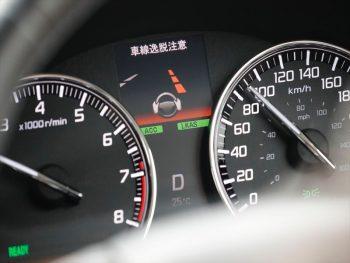 Honda SENSING メーター