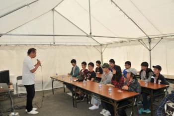 U-18 予備校講習風景