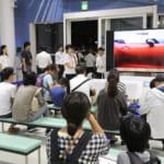 東京モーターフェス2018 女性向けビギナードライバー運転講習 講習風景
