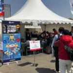 みんなの楽ラク運転講習会2019 JAF テント