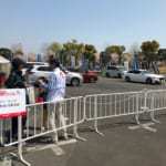 みんなの楽ラク運転講習会2019 駐車コーナー